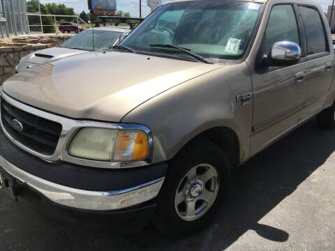 2002 Ford F-150 for sale at HUM MOTORS in Caldwell ID