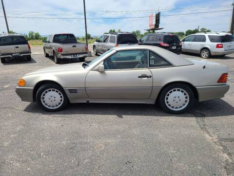 1992 Mercedes-Benz 500-Class for sale at HUM MOTORS in Caldwell ID