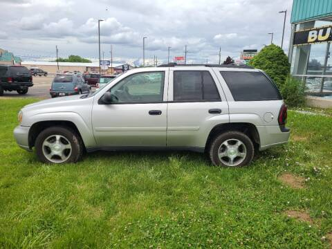 2007 Chevrolet TrailBlazer for sale at HUM MOTORS in Caldwell ID