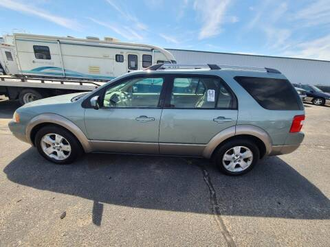 2005 Ford Freestyle for sale at HUM MOTORS in Caldwell ID