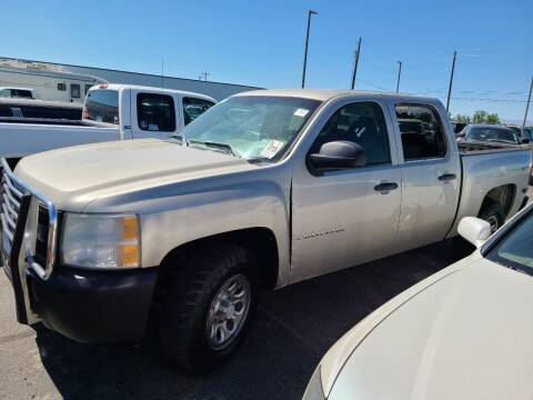 2009 Chevrolet Silverado 1500 for sale at HUM MOTORS in Caldwell ID