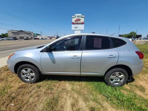 2009 Nissan Rogue for sale at HUM MOTORS in Caldwell ID