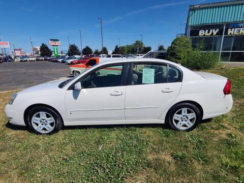 2008 Chevrolet Malibu Classic for sale at HUM MOTORS in Caldwell ID