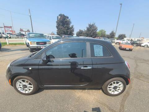 2013 FIAT 500 for sale at HUM MOTORS in Caldwell ID