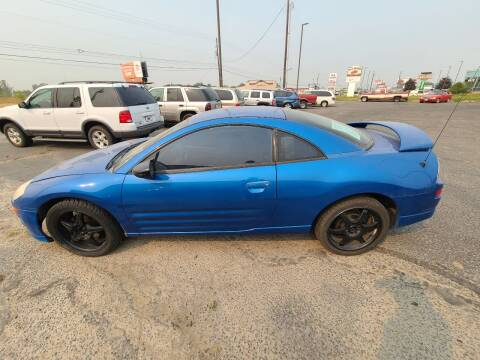 2003 Mitsubishi Eclipse for sale at HUM MOTORS in Caldwell ID