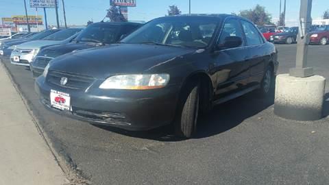 2002 Honda Accord for sale in Caldwell, ID