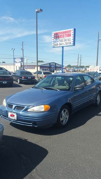 1999 Pontiac Grand Am for sale at HUM MOTORS in Caldwell ID