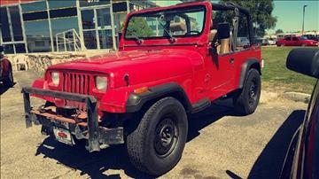 1991 Jeep Wrangler for sale in Caldwell, ID