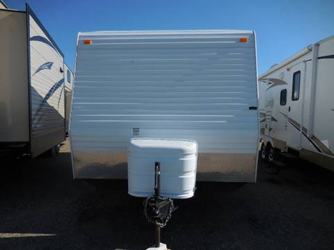 2009 Skyline Nomad 264 LTD