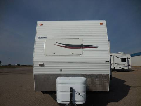 2008 Nomad 3712 A