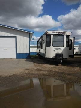 2016 Keystone Residence 4041 DN for sale at Lakota RV - New Park Trailers in Lakota ND