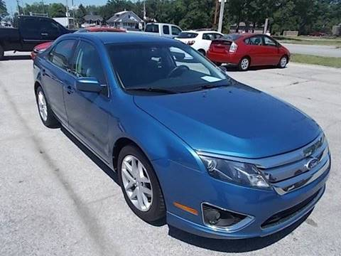 2010 Ford Fusion for sale in Demotte, IN