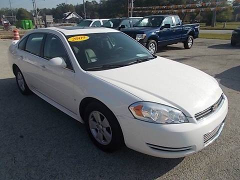 2009 Chevrolet Impala for sale in Demotte, IN
