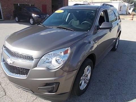2012 Chevrolet Equinox for sale in Demotte, IN