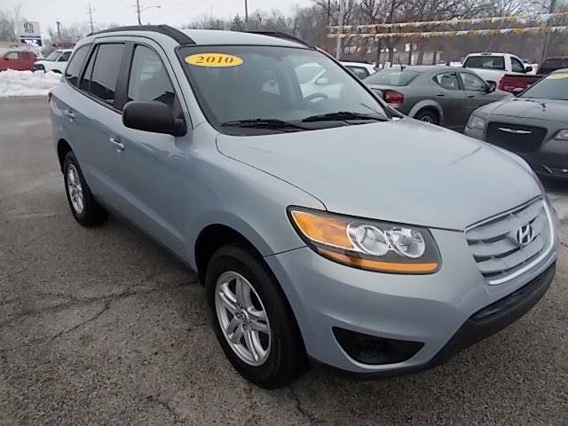 2010 Hyundai Santa Fe For Sale At Schultz Auto Sales In Demotte IN