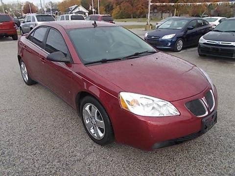 2008 Pontiac G6 for sale in Demotte, IN
