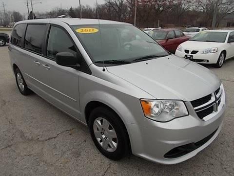 2011 Dodge Grand Caravan for sale in Demotte, IN