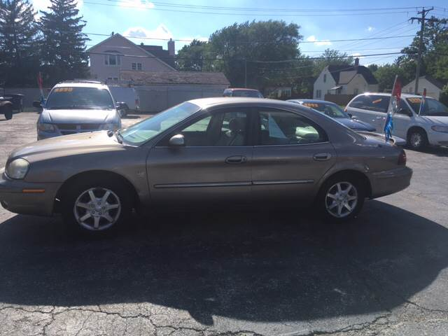 2002 Mercury Sable LS Premium 4dr Sedan - Alsip IL