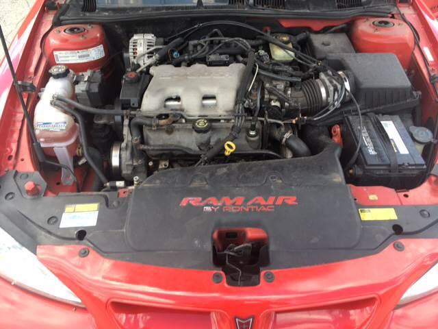 1999 Pontiac Grand Am GT 4dr Sedan - Alsip IL