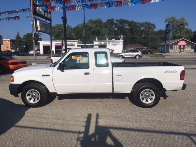 2009 Ford Ranger 4x4 Sport 2dr SuperCab SB w/ Payload Package and/or Jumpseats - Alsip IL