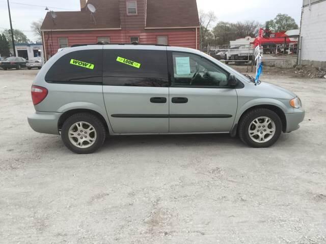 2003 Dodge Caravan SE 4dr Mini-Van - Alsip IL