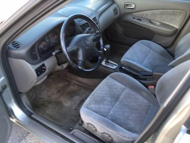 2002 Nissan Sentra GXE 4dr Sedan - Alsip IL