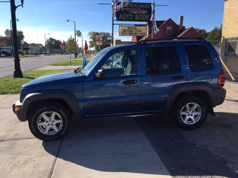 2003 Jeep Liberty for sale in Alsip, IL