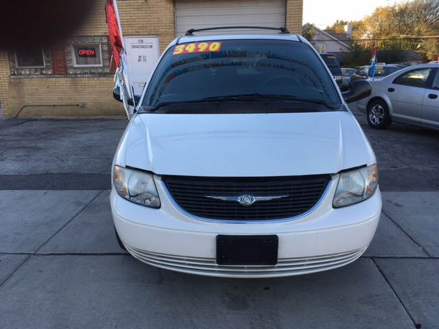 2002 Chrysler Town and Country LX 4dr Extended Mini-Van - Alsip IL