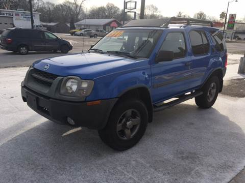 2002 Nissan Xterra for sale in Alsip, IL