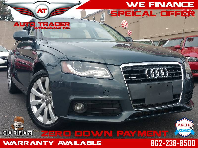 Audi A T Quattro Premium Plus In Saddle Brook NJ Auto - Audi car 2010