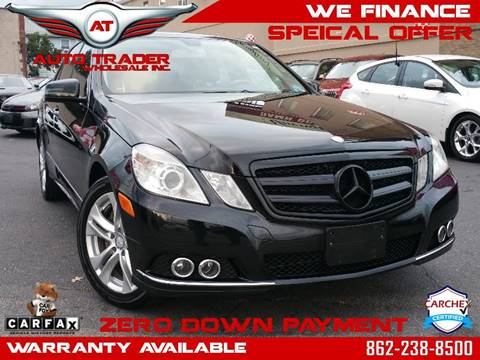2011 Mercedes-Benz E-Class for sale in Saddle Brook, NJ