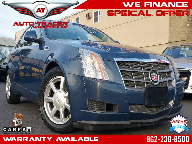 2009 Cadillac CTS 3.6L V6 In Saddle Brook NJ - Auto Trader ...