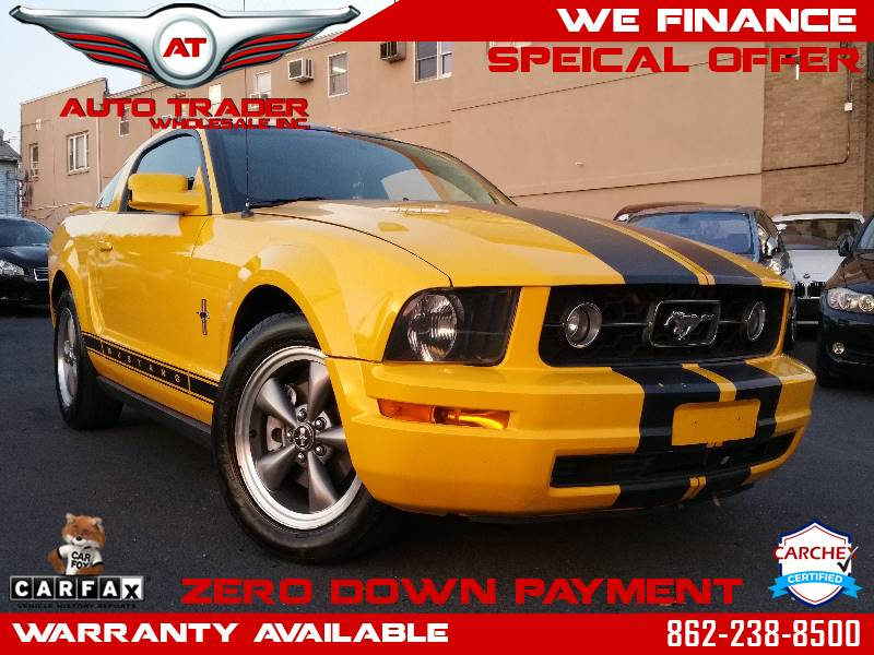 2006 Ford Mustang V6 Premium In Saddle Brook NJ - Auto Trader ...