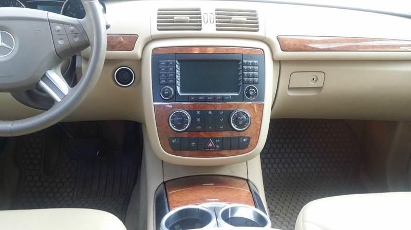 2006 Mercedes-Benz R-Class R 350 AWD 4MATIC 4dWagon - Saddle Brook NJ
