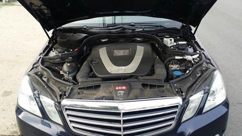 2011 Mercedes-Benz E-Class AWD E350 Sport 4MATIC 4dr Sedan - Saddle Brook NJ