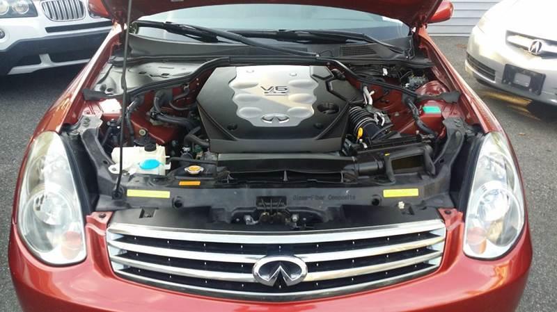 2005 Infiniti G35 AWD x 4dr Sedan - Saddle Brook NJ