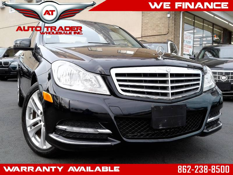 2012 Mercedes-Benz C-Class In Saddle Brook NJ - Auto Trader ...