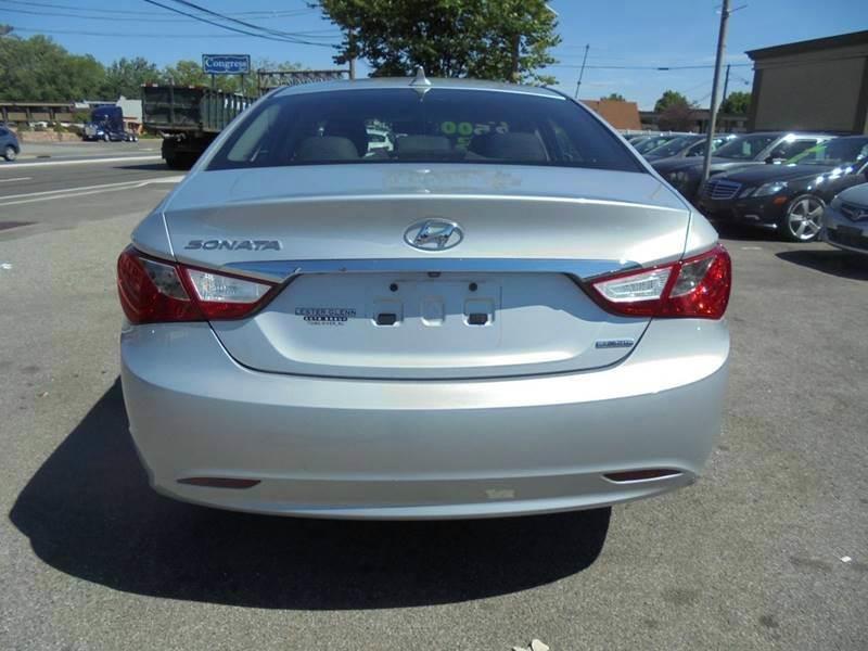 2011 Hyundai Sonata Limited 4dr Sedan - Saddle Brook NJ