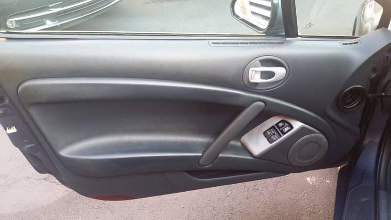 2007 Mitsubishi Eclipse GS 2dr Hatchback (2.4L I4 4A) - Saddle Brook NJ