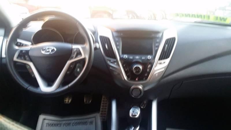 2013 Hyundai Veloster 3dr Coupe - Saddle Brook NJ