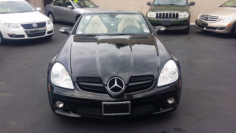 2007 Mercedes-Benz SLK SLK 280 2dr Convertible - Saddle Brook NJ