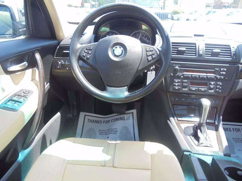 2007 BMW X3 AWD 3.0si 4dr SUV - Saddle Brook NJ