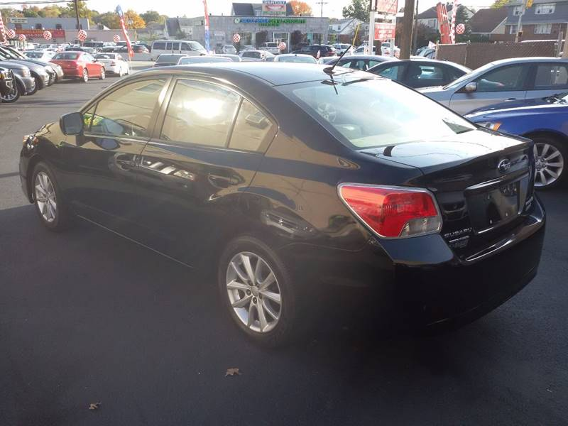 2013 Subaru Impreza AWD 2.0i Premium 4dr Sedan CVT - Saddle Brook NJ