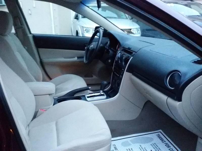 2007 Mazda MAZDA6 s Touring 4dr Sedan (3L V6 6A) - Saddle Brook NJ