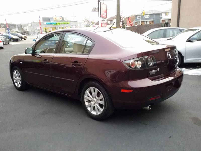 2008 Mazda MAZDA3 i Touring 4dr Sedan 4A - Saddle Brook NJ