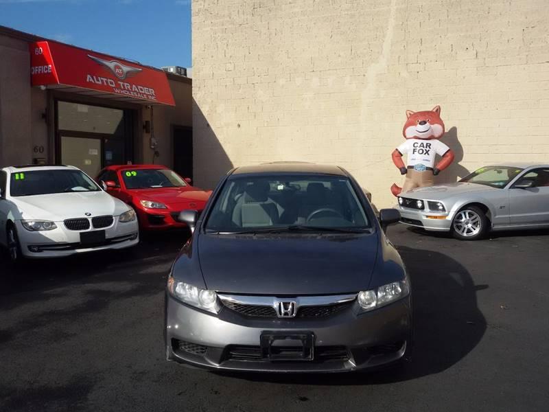 2010 Honda Civic LX 4dr Sedan 5A - Saddle Brook NJ