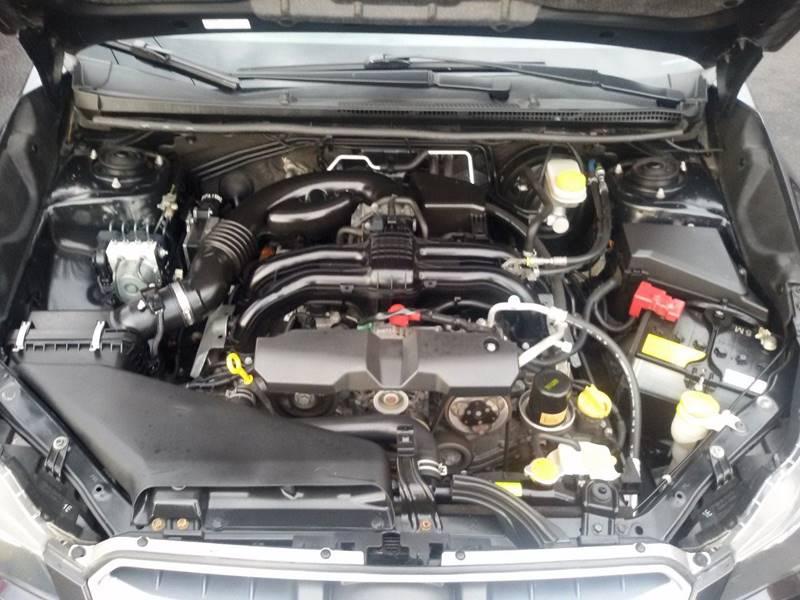 2013 Subaru Impreza AWD 2.0i Limited 4dr Wagon - Saddle Brook NJ