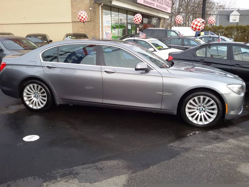 2011 BMW 7 Series AWD 750Li xDrive 4dr Sedan - Saddle Brook NJ