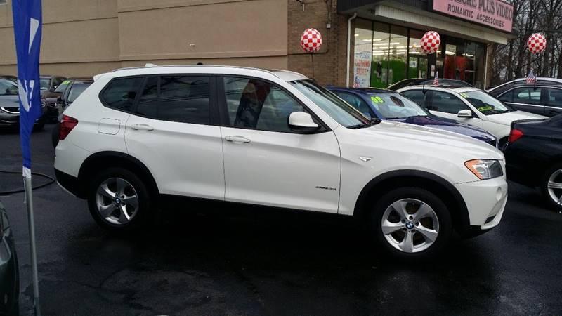2011 BMW X3 AWD xDrive28i 4dr SUV - Saddle Brook NJ