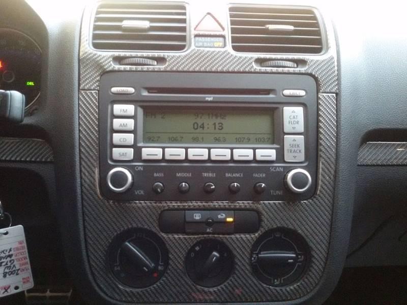 2008 Volkswagen GTI 2dr Hatchback 6A (ends mid-May 08) - Saddle Brook NJ